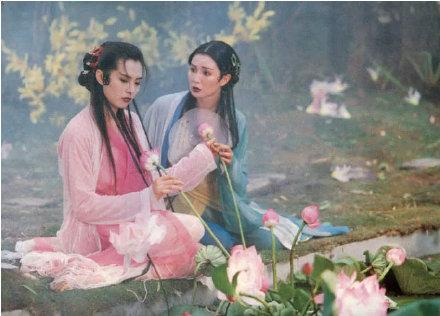 王祖贤、张曼玉《青蛇》
