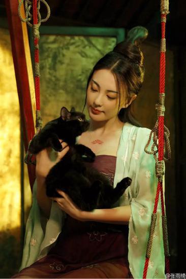 张雨绮《妖猫传》